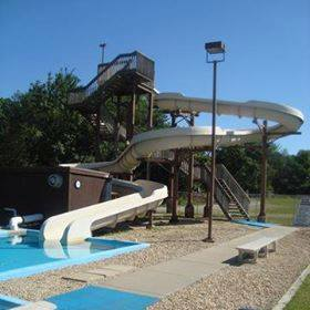Picture of Skyline Pool slide
